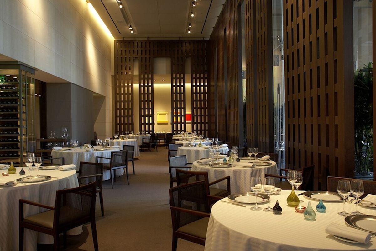 Das Guy Savoy Restaurant